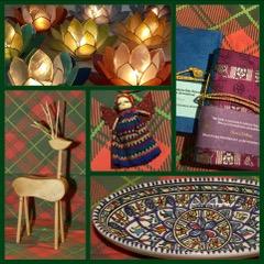 Wereldwinkel, Fairtrade, Kerstpakettenactie